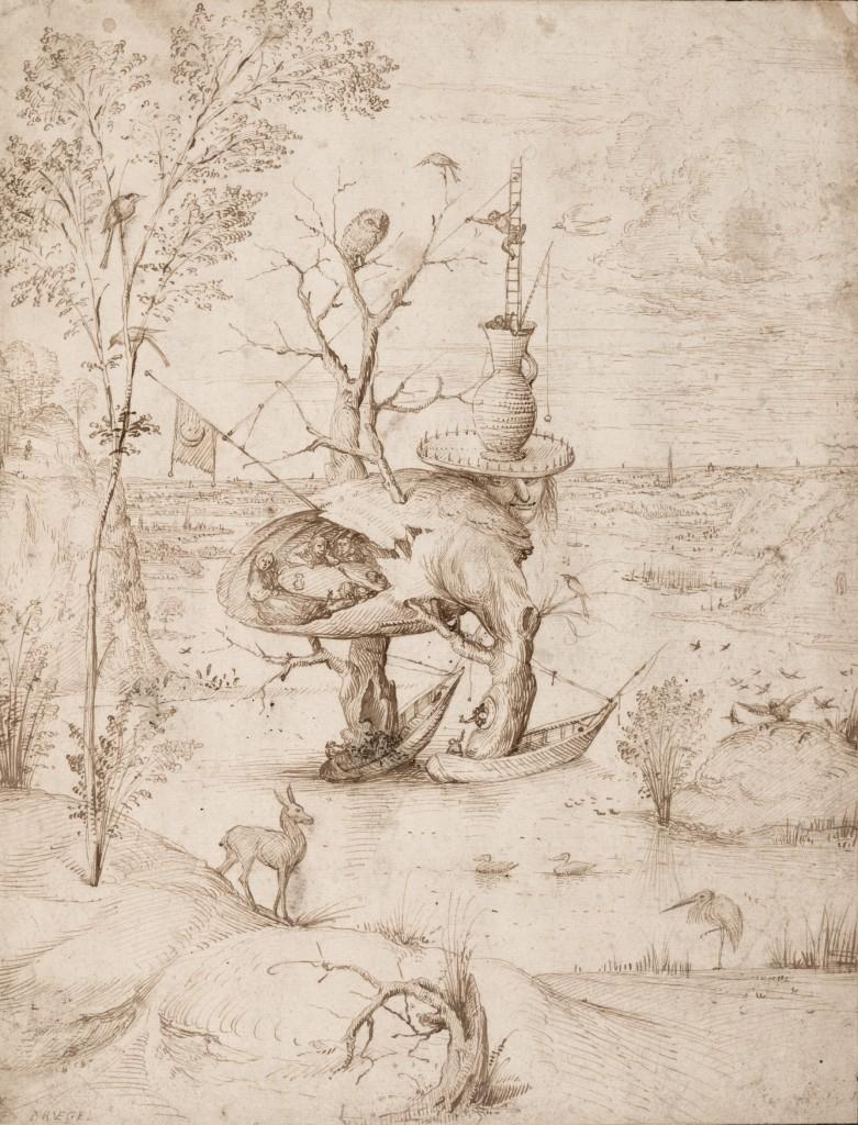 El Bosco. El hombre-árbol