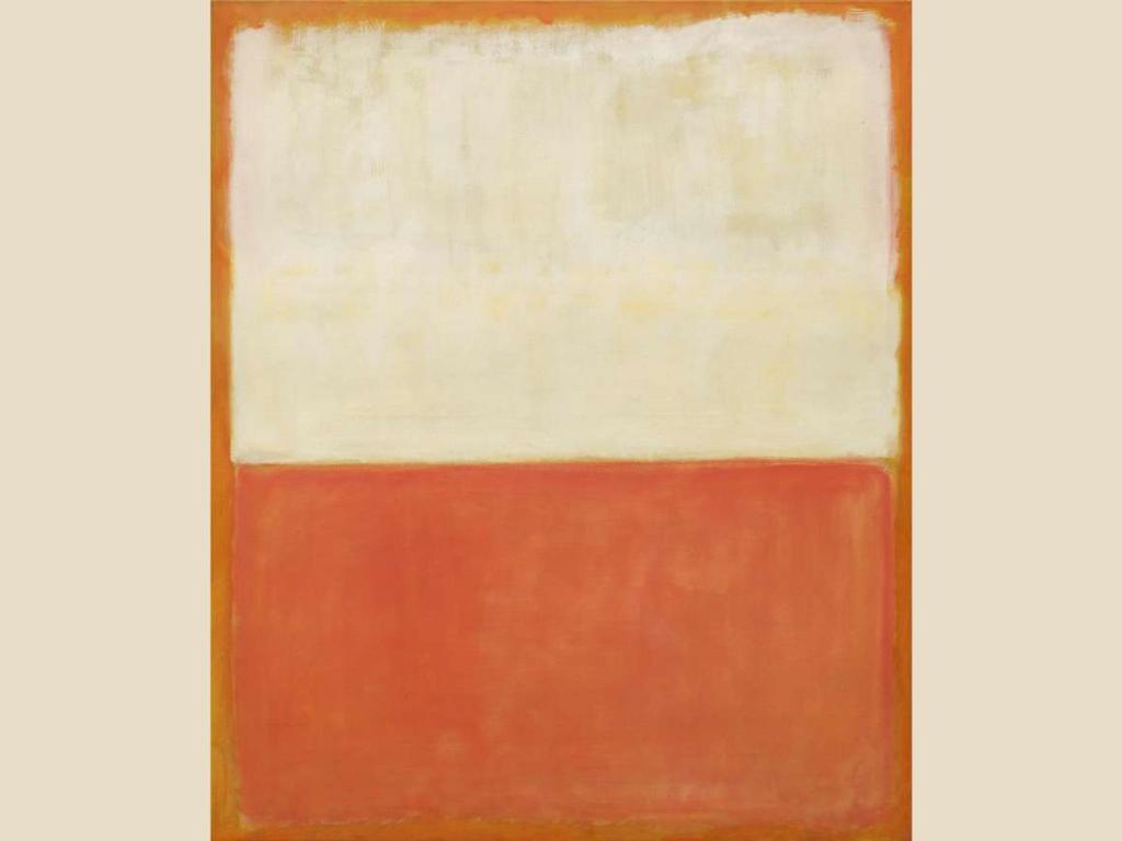 Mark Rothko. Untitled, 1955
