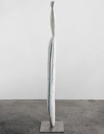 Louise Bourgeois. Pilar, 1949. Colección Moderna Museet, Estocolmo. Foto: Christopher Burke, © The Easton Foundation / Autorizado por VEGAP