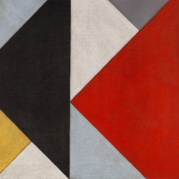 Theo van Doesburg. Counter-Composition XIII (Contra-Compositie XIII), 1925–26