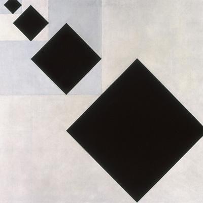 Theo van Doesburg. Arithmetic Composition, 1929-1930. Kunstmuseum Winterthur, Long term loan from a private collection. 2001 © Schweizerisches Institut für Kunstwissenschaft, Zürich, Lutz Hartmann