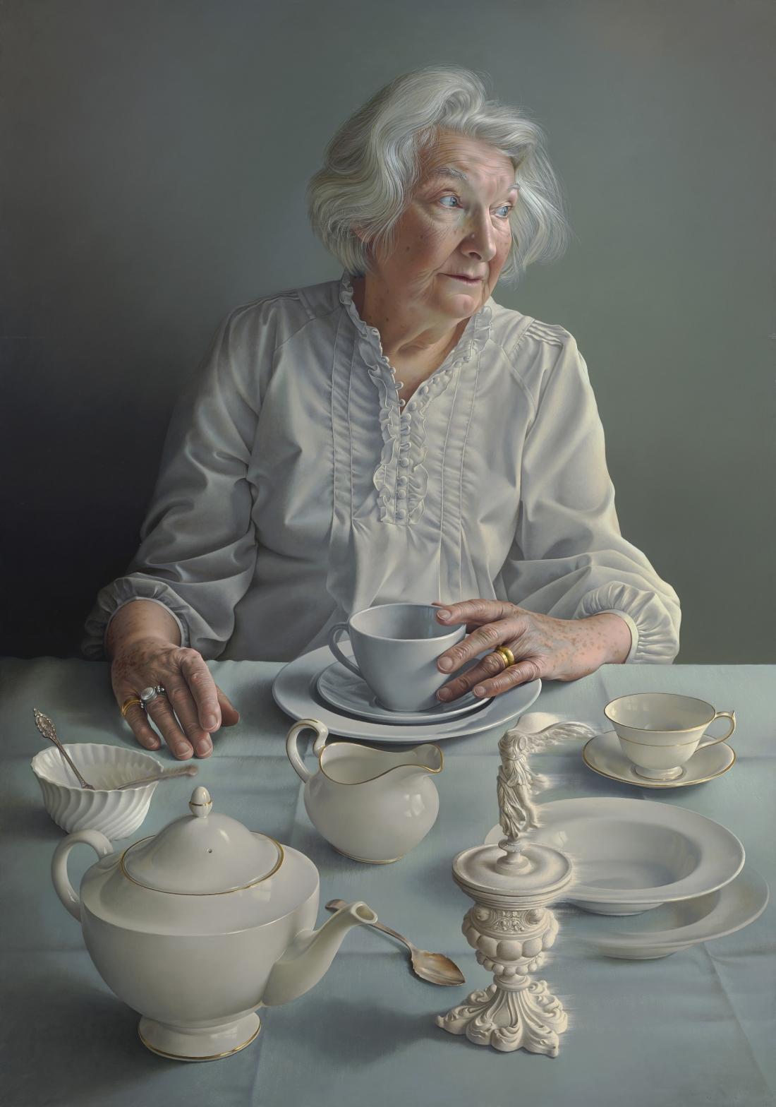 Miriam Escofet. An Angel At My Table. © Miriam Escofet