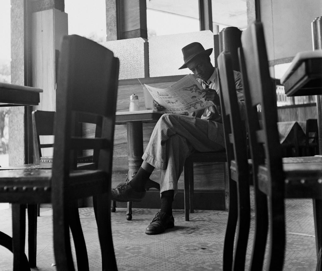 Thomaz Farkas. Río de Janeiro, década de 1940