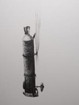 Felipe Barragán. Dibujos migratorios, 2007