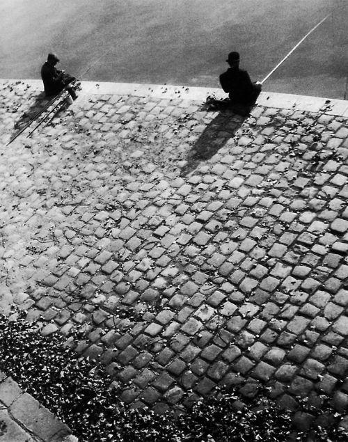 Marianne Breslauer. Sin título, París,1929 © Marianne Breslauer / Fotostiftung Schweiz, Winterthur