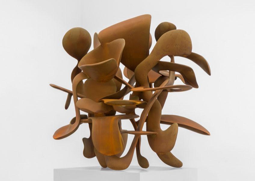 Tony Cragg. Untitled (Hedge Berlin II), 2018