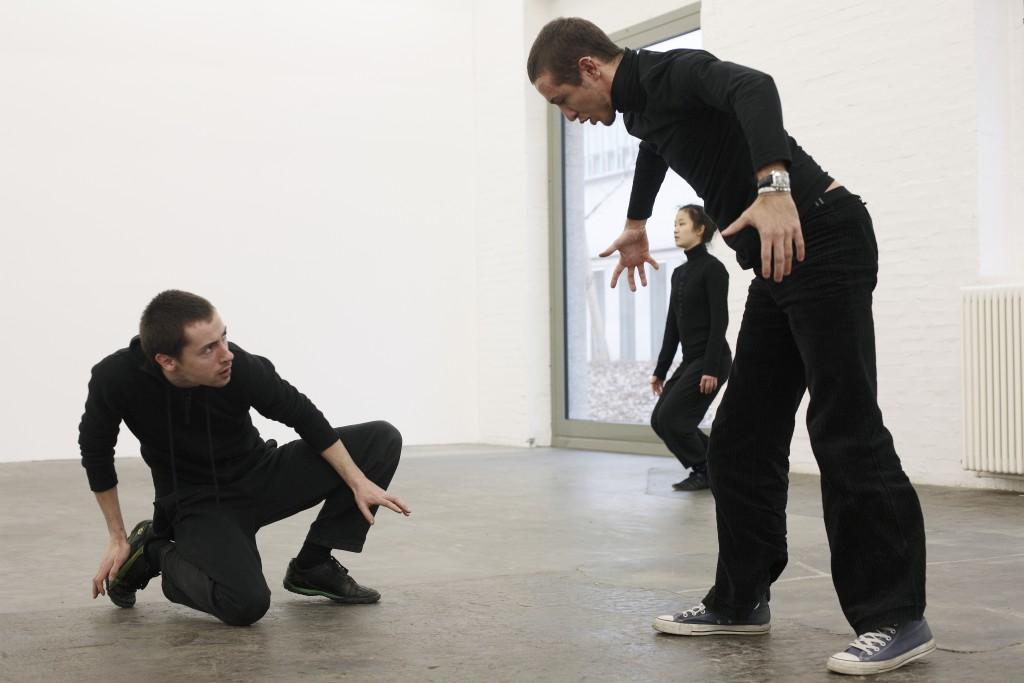 """""""Una exposición coreografiada"""" en el CA2M"""