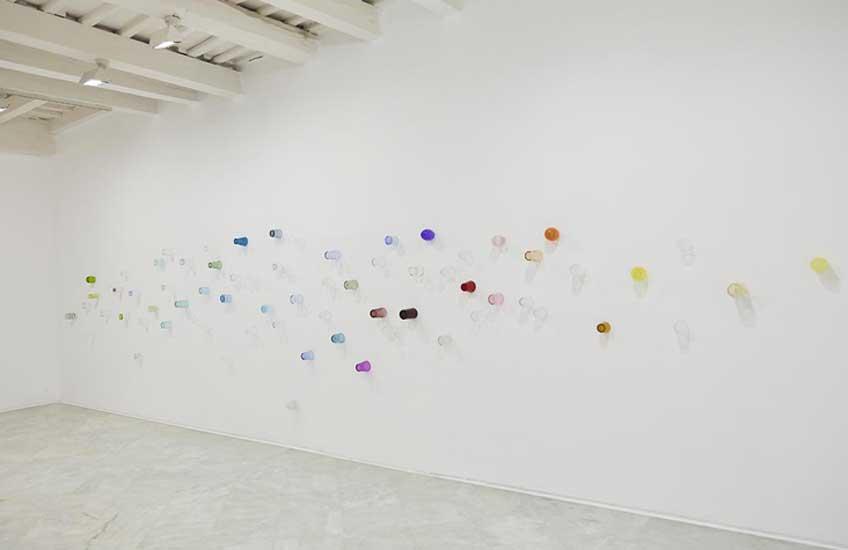 Amalia Pica. Eavesdropping, 2011. Colección privada
