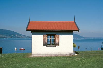 Cabaña de Gustav Mahler. Steinbach, Austria.