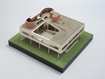Le Corbusier. Villa Savoye, Poissy. 1928–31. The Museum of Modern Art, New York. Adquisición © 2013 Artists Rights Society (ARS), New York / ADAGP, Paris / FLC