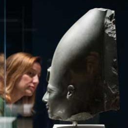Faraón, en la tierra para la eternidad