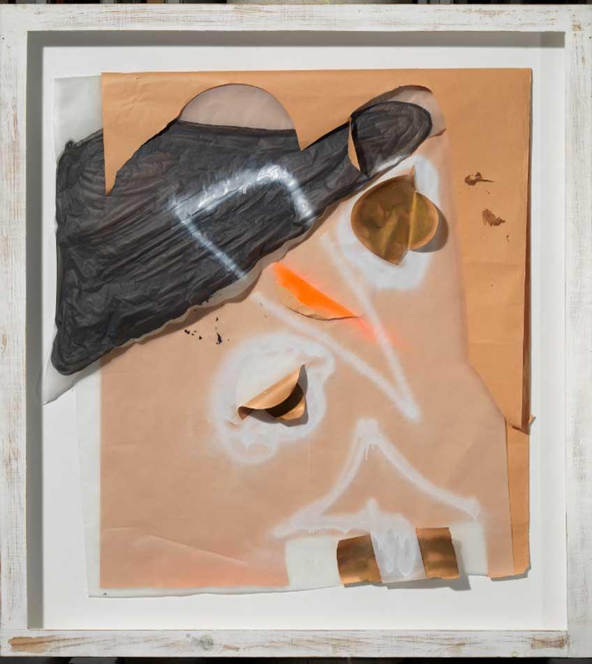 "Antoni Llena. Carbassa, blanc i blanc transparent, 1988. Colección ""la Caixa"" de Arte Contemporáneo © Antoni Llena, VEGAP, 2019"