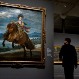 Velázquez y otros genios