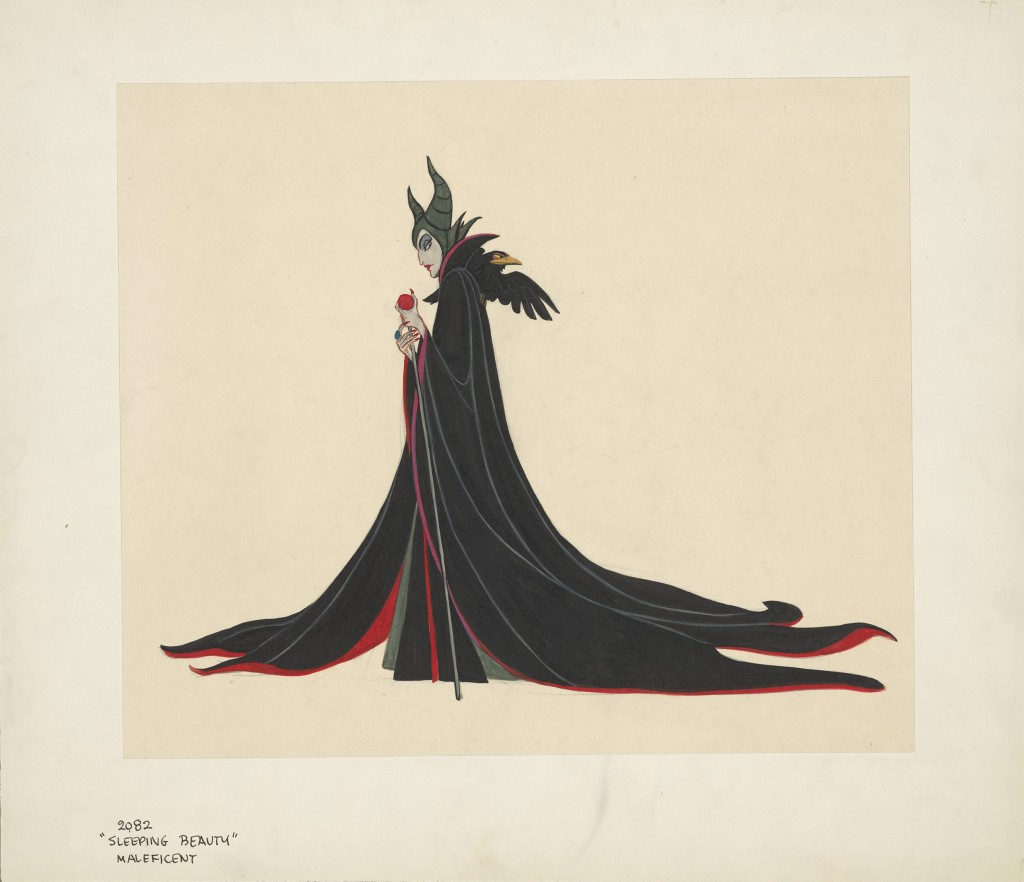 Marc Davis. La bella durmiente, 1959. © Disney Enterprises Inc.