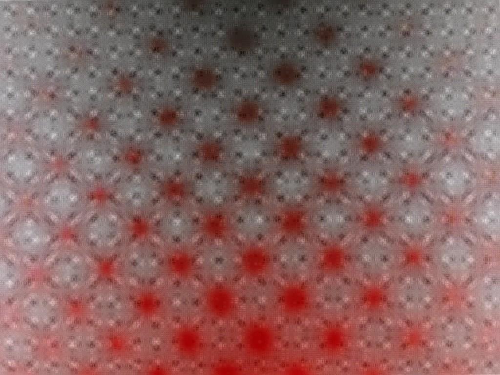 """Anish Kapoor. """"Red Shadow"""" en la Galería La Caja Negra"""