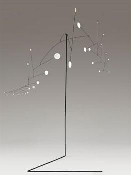 Alexander Calder. Franji Pani, 1955