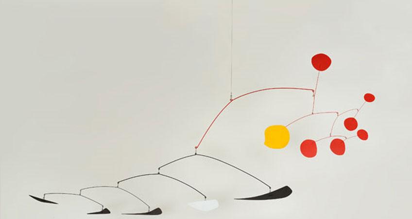 Alexander Calder. Guava, 1955