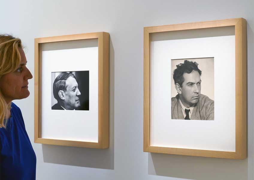 """Vista de la exposición """"Calder-Picasso"""" en el Museo Picasso Málaga. © Museo Picasso Málaga © 2019 Calder Foundation, New York/VEGAP, Madrid © Sucesión Pablo Picasso, VEGAP, Madrid, 2019"""