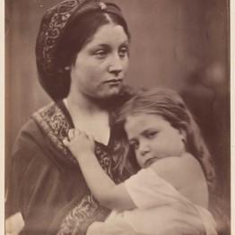 Julia Margaret Cameron. Peace, 1864