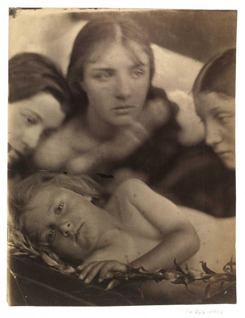Julia Margaret Cameron. Hosanna, 1865  © Victoria and Albert Museum, London