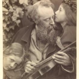 Julia Margaret Cameron. Whisper of the Muse, 1865
