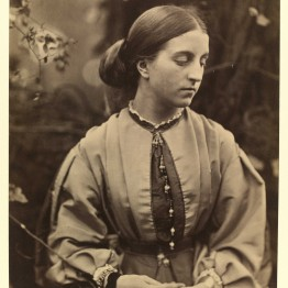 Julia Margaret Cameron. Lady Adelaide Talbot, 1865