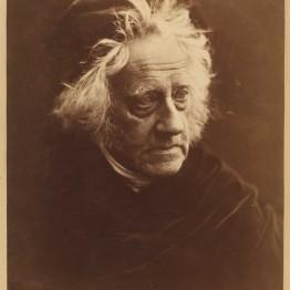 Julia Margaret Cameron. John Frederick William Herschel, 1867
