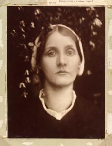 Julia Margaret Cameron. Mrs. Herbert Duckworth, 1872  © Victoria and Albert Museum, London