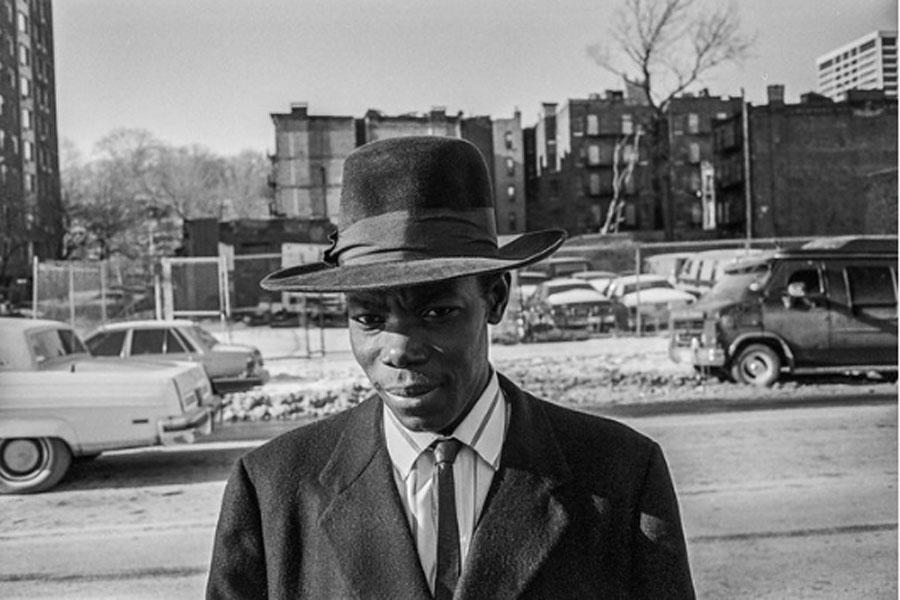José Antonio Carrera. Malcolm X Boulevard, NYC 1994
