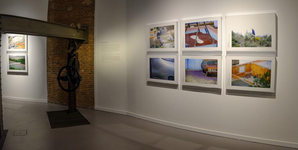 """Exposición """"Ricardo Cases. Estudio elemental del Levante"""" en la Sala Canal de Isabel II"""