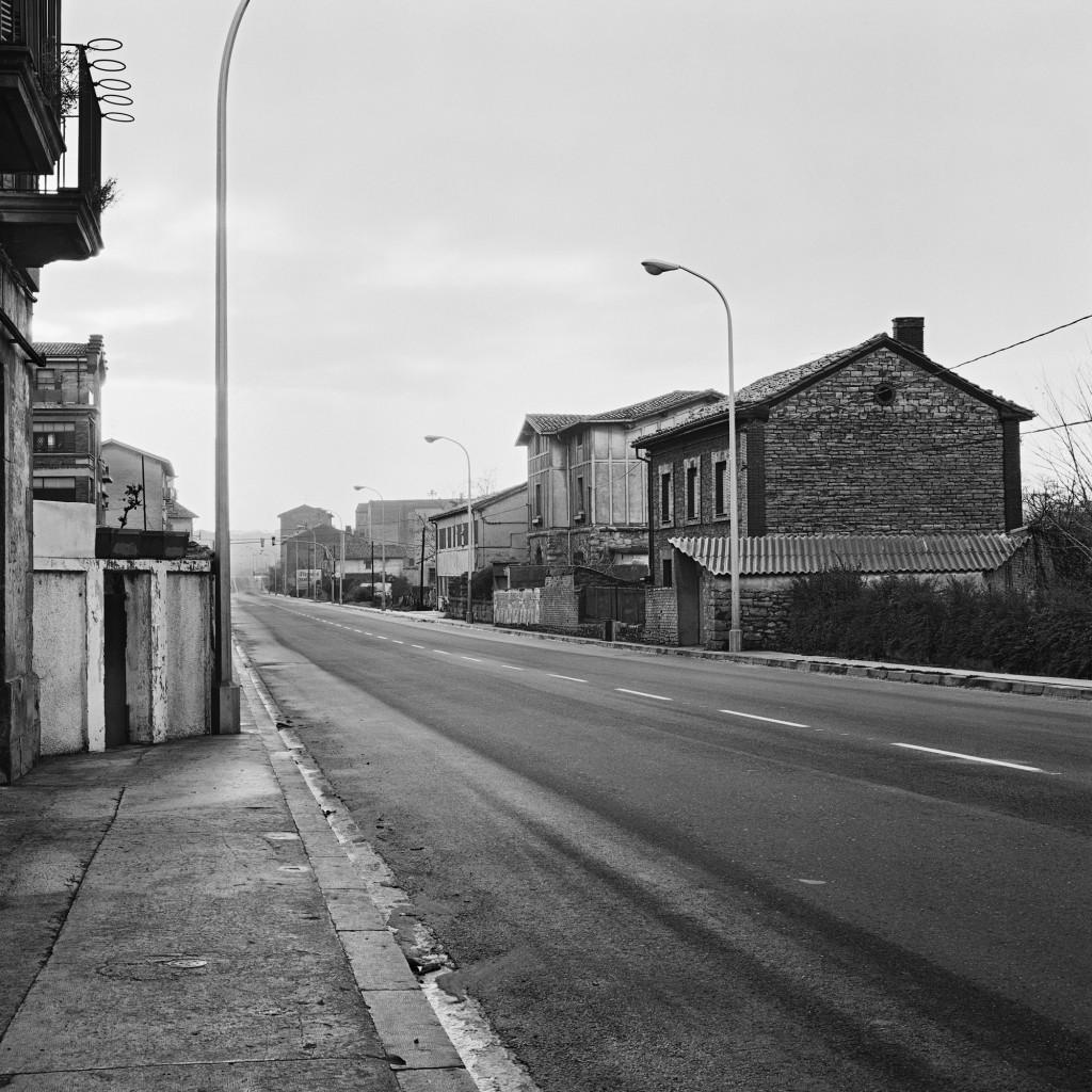 Carlos Cánovas. Pamplona, 1983. © Carlos Cánovas, VEGAP, Madrid, 2018