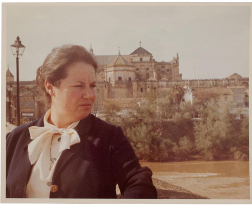 Carmen Sánchez. Fotografía: © Museo Nacional del Prado