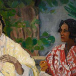 Francisco Iturrino, pintura para la emoción