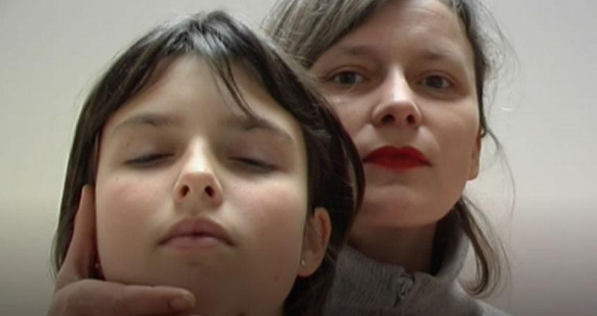 Dora García. The Breathing Lesson, 2001