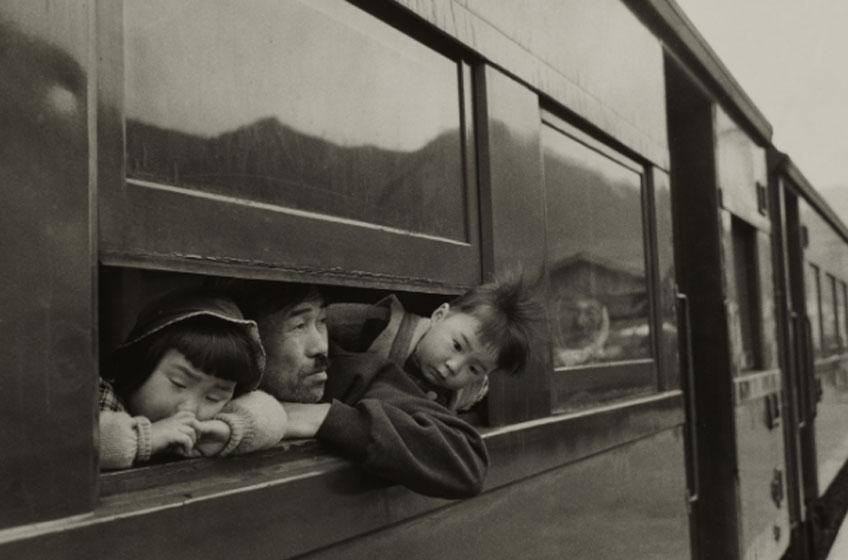 Shomei Tomatsu. El viaje, 1959. © Shomei Tomatsu - INTERFACE
