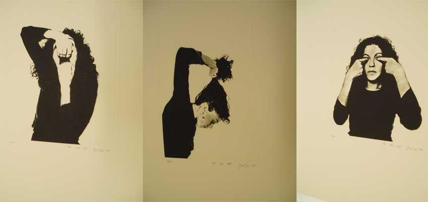 Àngels Ribé. El no dit, el no fet, el no vist, 1977. © Àngels Ribé / VERBUND COLLECTION, Viena
