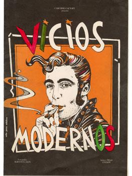 Ceesepe. Vicios modernos, Madrid, Las Ediciones de La Banda de Moebius, 1979