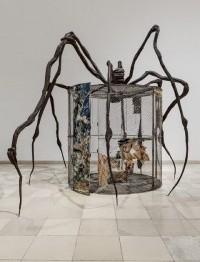 Louise Bourgeois. Araña (Spider), 1997