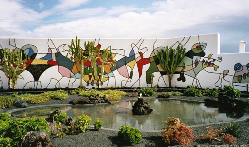 Fundación César Manrique, Tahiche