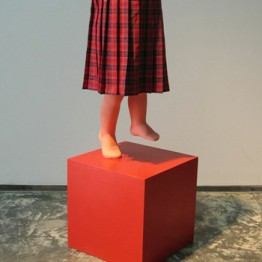 Chelo Matesanz. Una limosnita por favor, 1992- 2004 . Colección de la artista