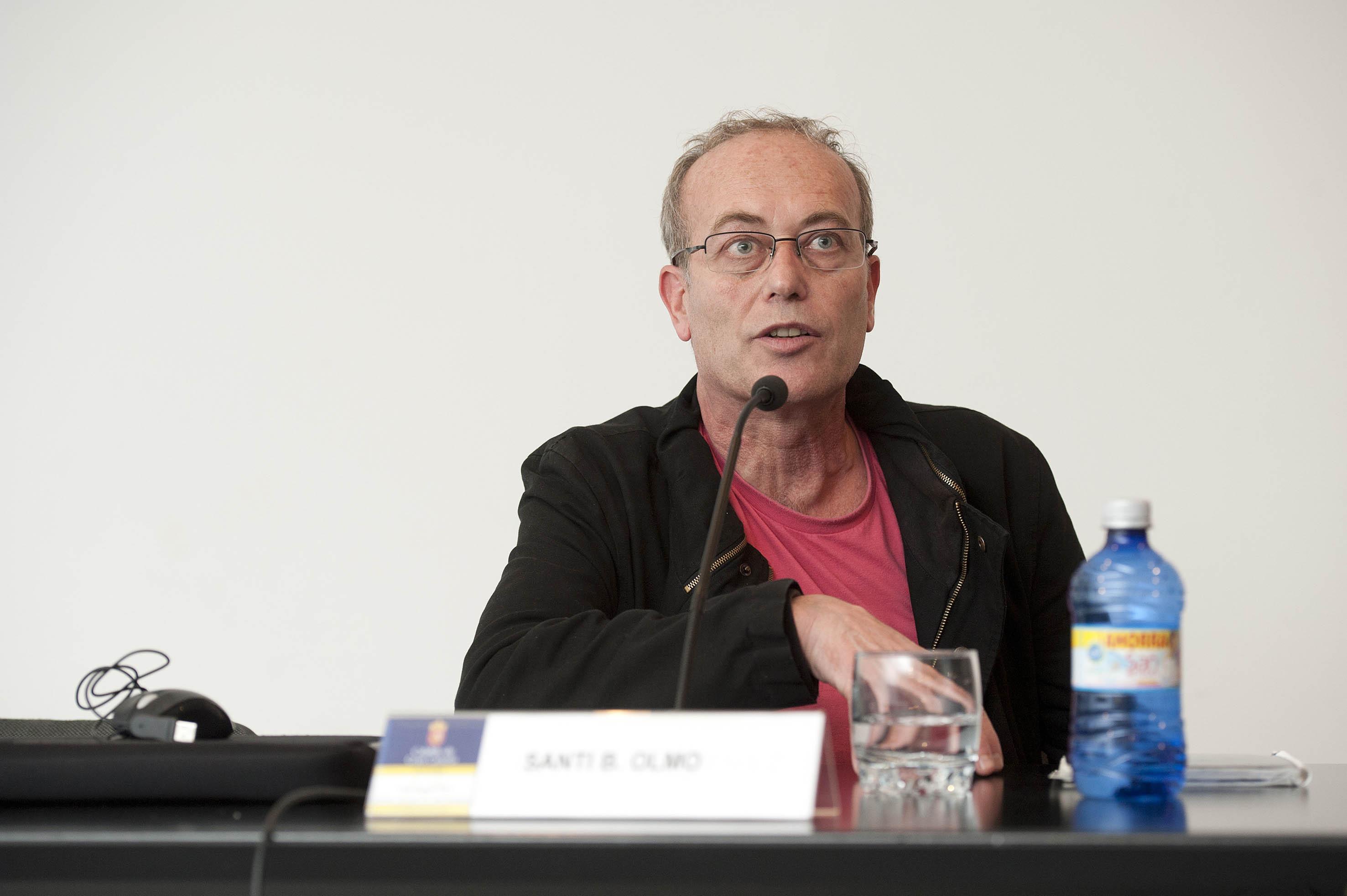 Santiago Olmo, nuevo director del CGAC