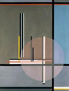László Moholy-Nagy. LIS, 1922. Kunsthaus Zürich