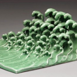 Ai Weiwei. The wave, 2005. Cortesía del Metropolitan Museum of Art