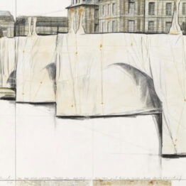 Christo, The Pont-Neuf Wrapped (1975)