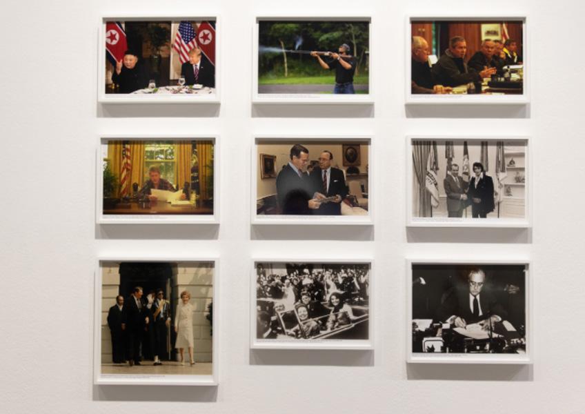 Paolo Cirio. Property, White House, 2019, Cortesía del artista y NOME, Berlín