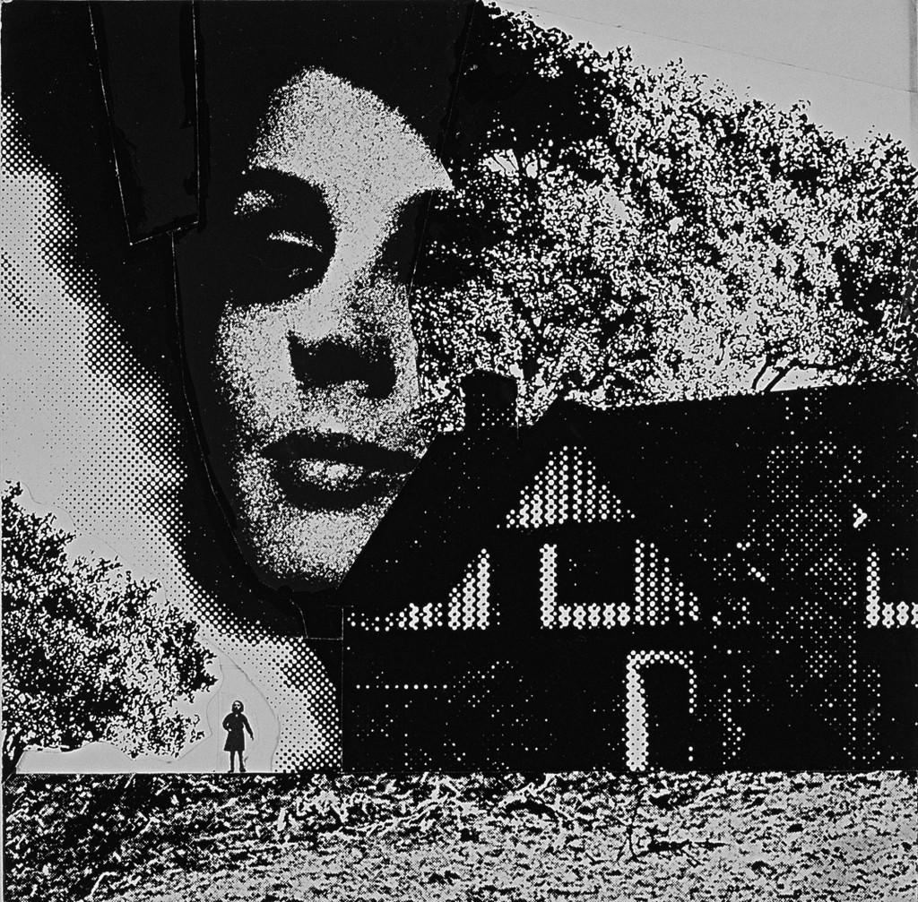 Roman Cieslewicz. Ilustración para Elle nº 1528, 1975.