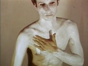 Bruce Nauman. Arte maquillaje, 1967