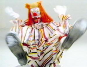 Bruce Nauman. Clown Torture, 1987