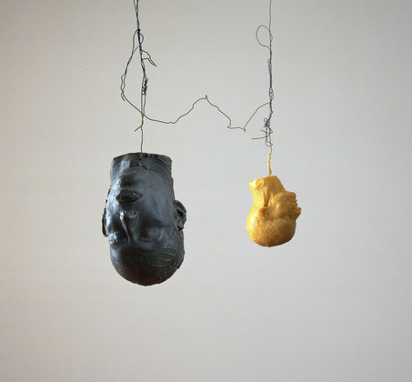 Bruce Nauman. Hanging Heads