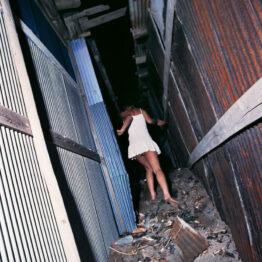 La Fundación Foto Colectania vuelve a recorrer el diario de Daido Moriyama